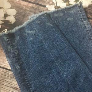 Rachel Comey Jeans - Rachel Comey Fletcher Slim Straight Cropped Jeans